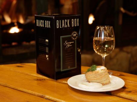 Creative Brief: Black Box Wine