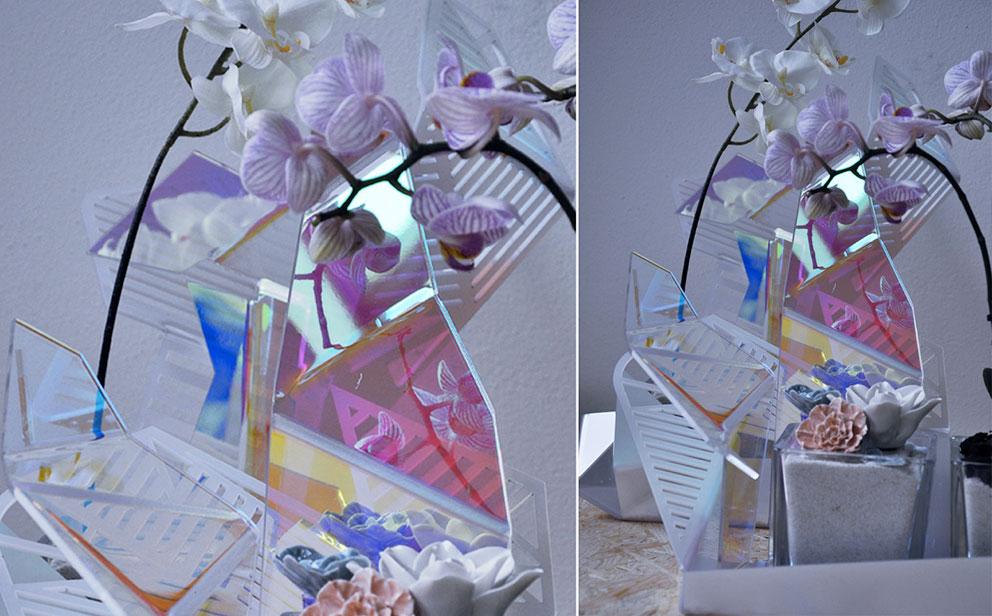 vasi-in-origami-design