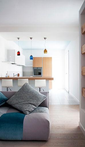 interior design: progettazione di interni e consulenze di arredamento
