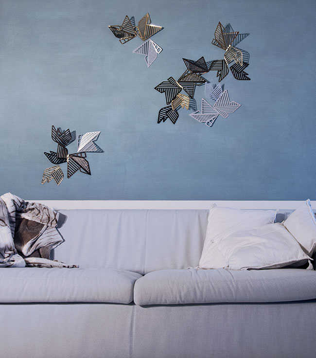 decorazioni-pareti-in-origami-design