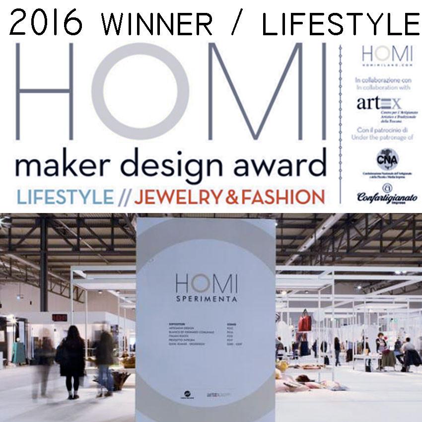homi maker desitgn award