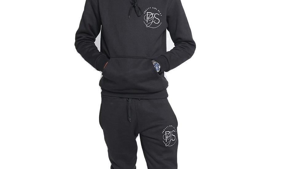Signature Black Sweatsuit
