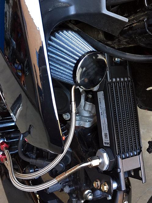 Honda Grom Oil Cooler Kit