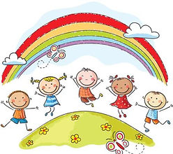 Kindergarten rainbow.JPG