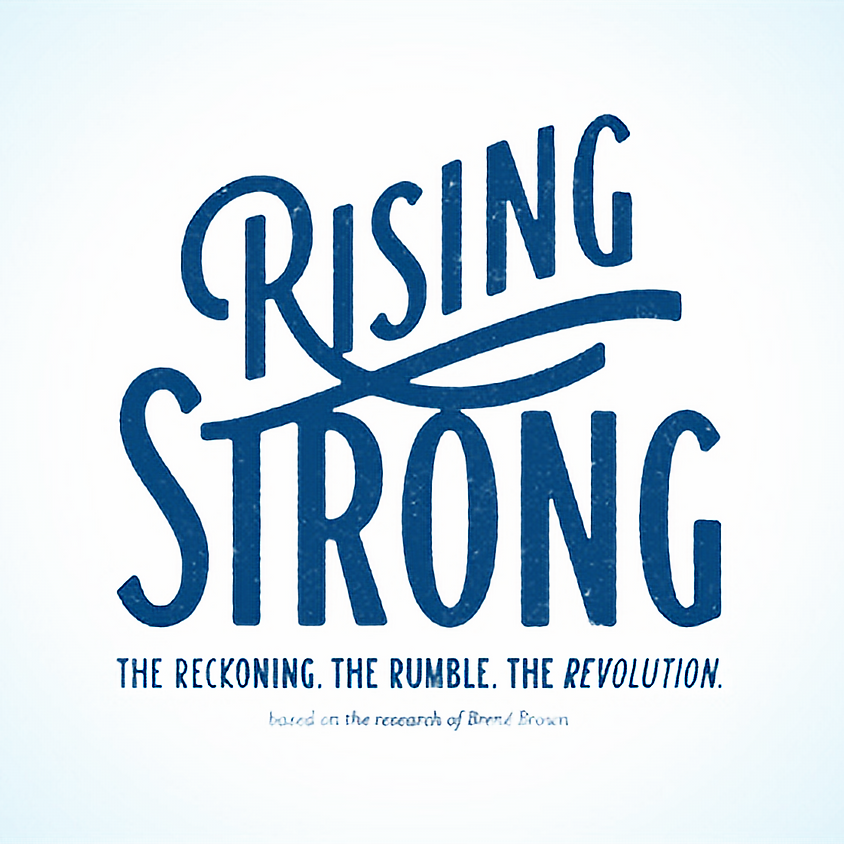 Rising Strong™ 8-Week Small Group