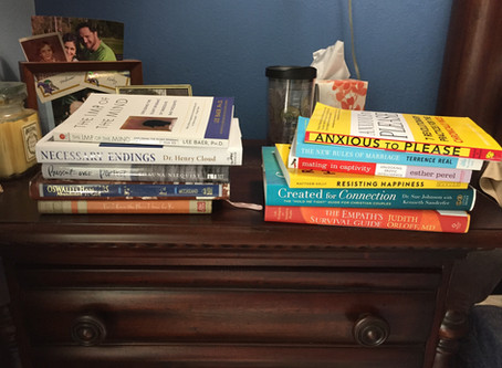 """My 5 favorite books to help you """"find yourself"""" again and again and again"""