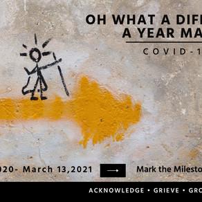 Mark the Milestone and Move On