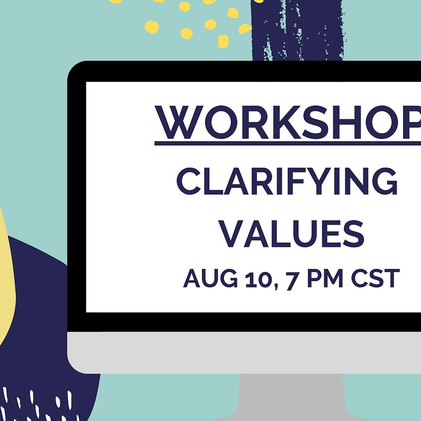 Clarifying Values