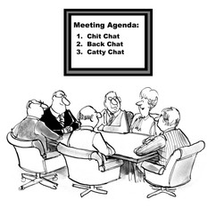 Effective Governance Series: The Agenda