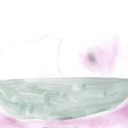 ピンクの潜水士