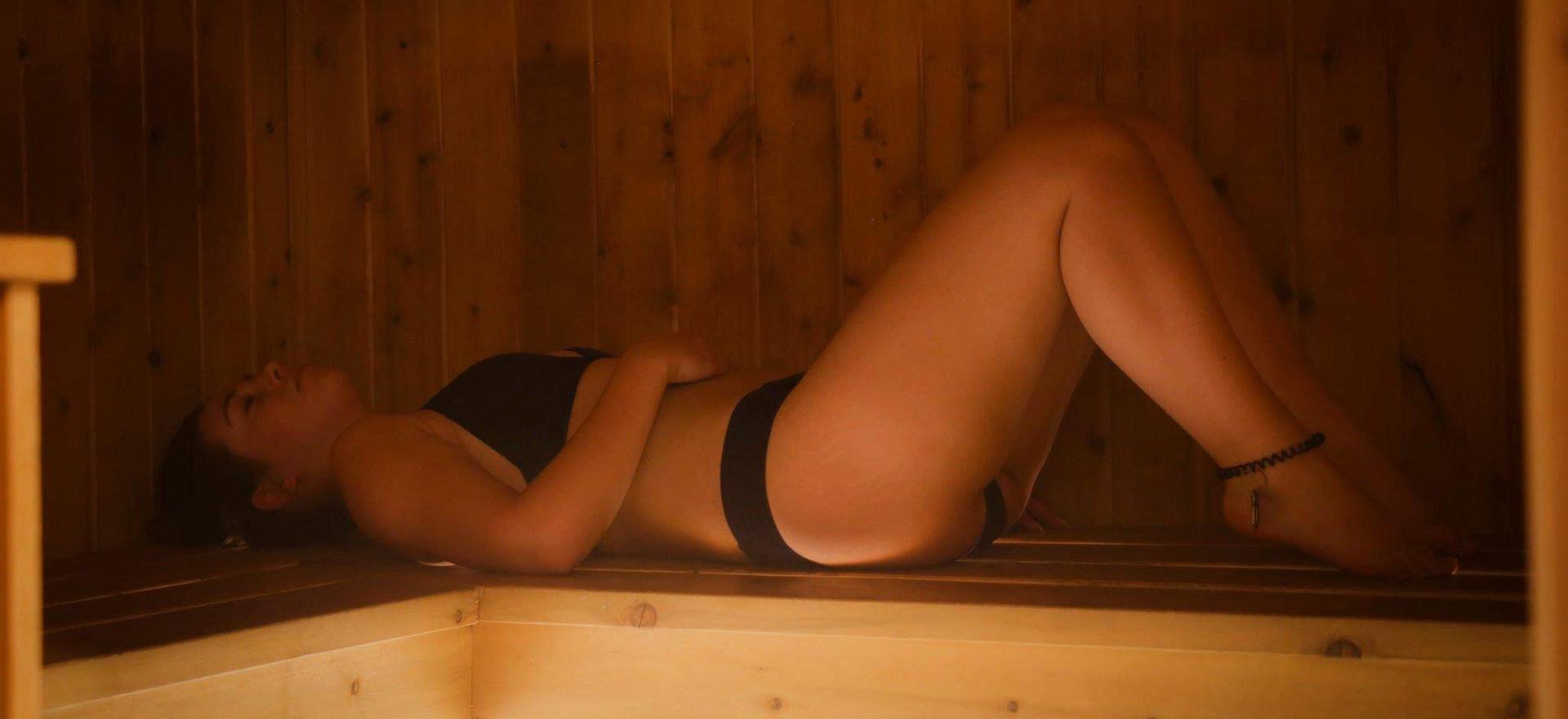 sauna sec |Hotel spa le suisse | bains nordiques | spa | St-donat | laurentides | lanaudière