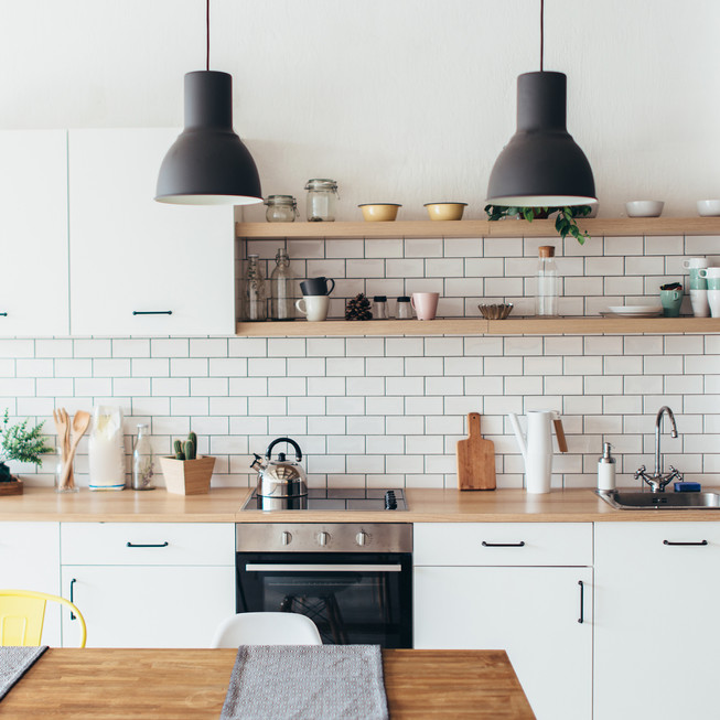 Electric Oven and Stove and Lighting Installation