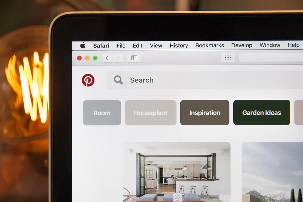 Pinterest account per aziende