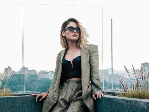 Pinterest outfit da ufficio estivi: come indossare il blazer in estate