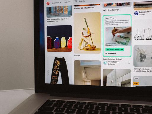 Come si diventa Pinterest Virtual Assistant: la storia di Francesca