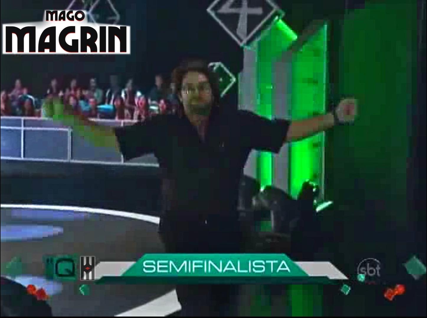 Mago Magrin Semifinalista dancinha final