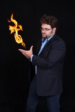 Sessão foto fogo 2