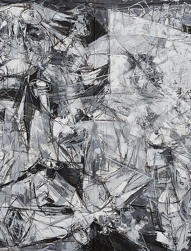 Estudio Guernica - Painting - Christian Mera - Guernica - Picasso - Cristian Mera
