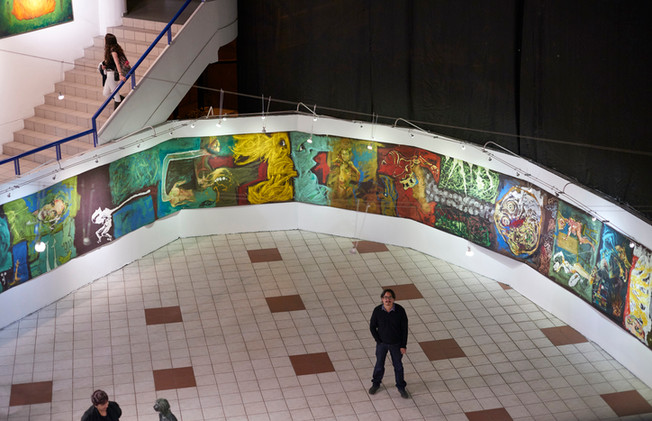 Salón de Gran Formato en Quito