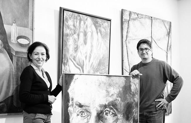 Con Soledad Kingman