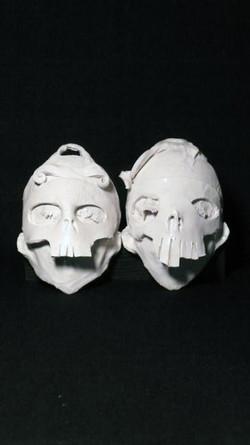 Gemelli mascherati da morte