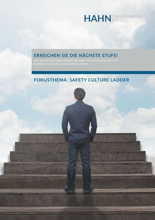 Safety Culture Ladder (SCL)
