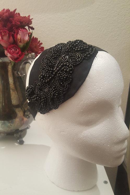 Gatsby Gal Beaded Headband