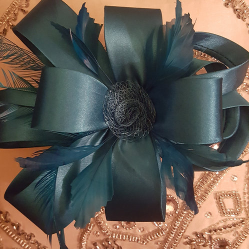 Off to the Races Fascinator