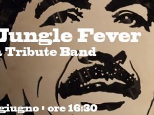 """THE JUNGLE FEVER, Sabato 13 Giugno ore 16:30   live nel """"ViVOLiVE in ME""""  TRS Radio e Maga"""