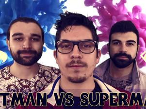 BATMAN VS SUPERMAN su TRS Radio! Ogni Giovedì dalle 21 alle 22.30