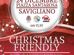 Il Natale per TRS Radio è sinonimo di Christmas Friendly 2.0!