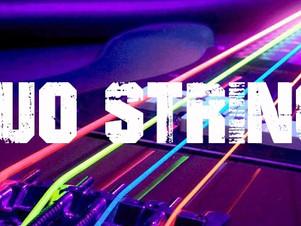 """FLUO STRINGS, Sabato 26 Gennaio ore 16:30   """"ViVOLiVE in ME""""  TRS Radio e Magazzino Musica"""