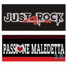 """JUST4ROCK-Passione Maledetta 2.0  Domenica 04 Settembre ore 16:00   """"ViVOLiVE in ME""""  TRS"""
