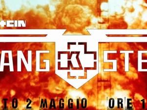 """KLANGSTEIN, Sabato 2 Maggio ore 16:30   live nel """"ViVOLiVE in ME""""  TRS Radio e Magazzino M"""