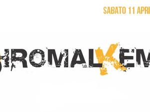 """CHROMALKEMICA, Sabato 11 Aprile ore 16:30   live nel """"ViVOLiVE in ME""""  TRS Radio e Magazzi"""