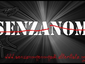 """SENZA NOME, Sabato 05 Novembre  ore 14:30   """"ViVOLiVE """"  TRS Radio"""