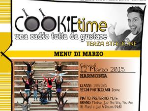 Mattia Garro e il Coro Femminile Harmònia nel Cookie Time, su TRS Radio!