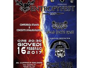 ENTROPY FEST-
