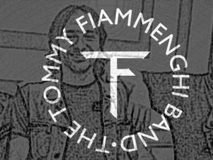"""TOMMY FIAMMENGHI BAND, Sabato 28 Gennaio ore 16:30   """"ViVOLiVE in ME""""  TRS Radio e Magazzi"""