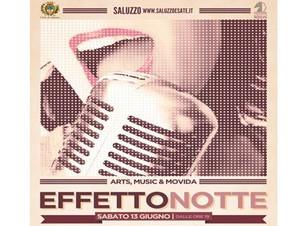 EFFETTO NOTTE - Saluzzo 13 Giugno