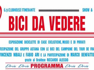 BICI DA VEDERE  TRS Radio! diretta dalla 2^ edizione BRA