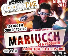 Mattia Garro su TRS Radio con Mariucch Dj!