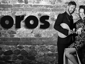 """I CHOROS, Sabato 20 Febbraio  ore 16:30   """"ViVOLiVE in ME""""  TRS Radio e Magazzino Musicale"""