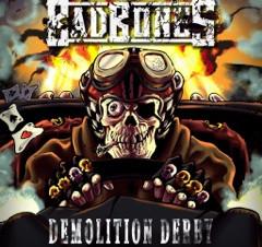"""BAD BONES """"Demolition Derby"""", Sabato 26 Novembre  ore 14:30   """"ViVOLiVE """"  TRS R"""