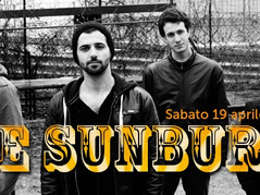 "The Sunburst nel ""ViVOLiVE in ME"" di TRS Radio"