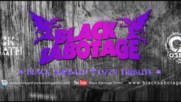 "BLACK SABOTAGE, Sabato 19 Ottobre ore 16:30   ""ViVOLiVE in ME""  TRS Radio e Magazzino Musi"