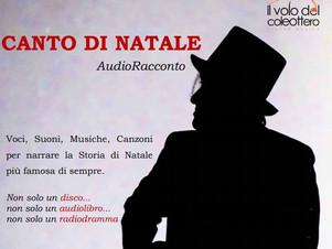 """AUDIORACCONTO su TRS RADIO: CANTO DI NATALE  """"Il volo del coleottero"""""""