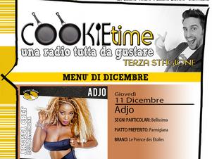 ADJO nel Cookie Time di Mattia Garro, on Air su TRS Radio!