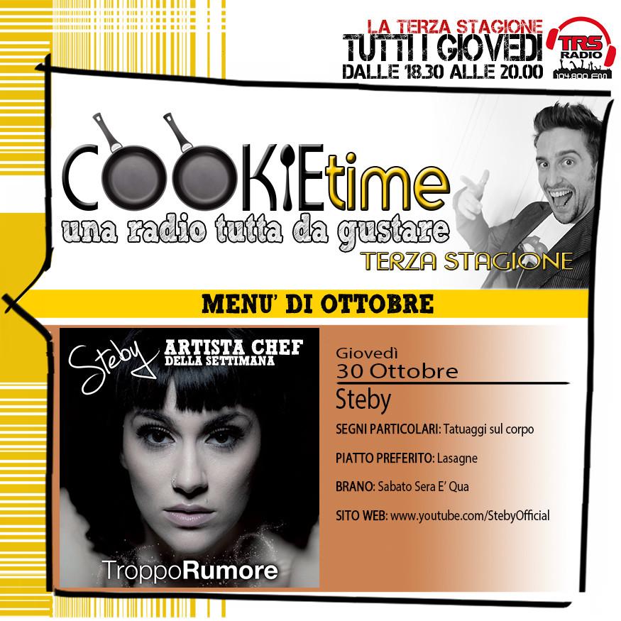 Mattia Garro, Matt Garro, TRS Radio, Steby, Artista Chef, Cookie Time, Radio Cuneo, Radio Savigliano