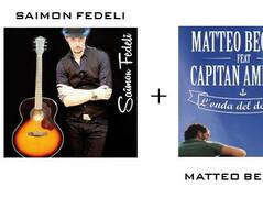 """SAIMON FEDELI + MATTEO BECUCCI  live nel """"ViVOLiVE"""" di TRS Radio! Sa 28 Giugno ore 14:00"""
